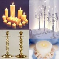 Candles And Candle Sticks