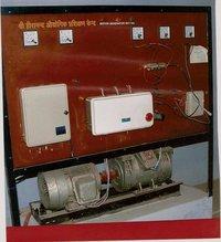 Motor Generator AC To DC