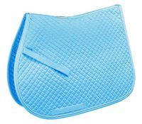 Custom Horse Racing Saddle Pads