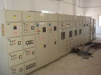 Electric Panel Projects For Pumping Station