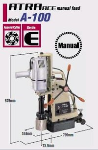 ATRA ACE Manual Feed A-100