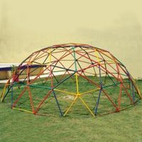 6' X 12' Base Dome Structure