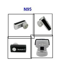 Monophonic Bluetooth Headset For N95