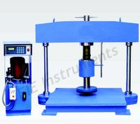 Manhole Cover Testing Machine