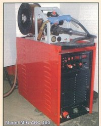 Igbt Based Inverter Controlled Mig/Mag Welding Equipment