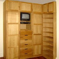 L Shaped Wardrobes