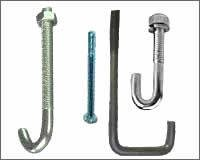 J, L, Pipe Bolt