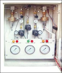 Fully Automatic (Manifold) Control Panel For Oxygen / Nitrous Oxide