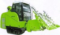 4GZD-45 Crawler Sugarcane Combined Harvester