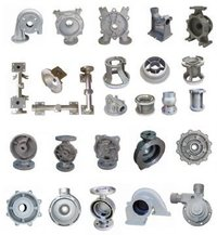 Precision Casting Pump Parts / Components / Accessories / Spares