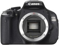 Dslr 600d + Canon 18-55mm Is Ii Lens Kit Camera