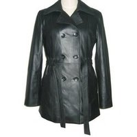 Leather Overcoats