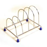 5 Wire Plate Stand