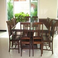 Teakwood Dining Sets