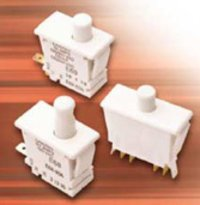 Panel Mount Pushbutton - Single & Double Pole E Series