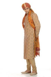 Designer Embroidered Sherwanis