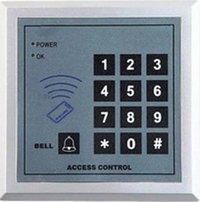 Key Pad Access Cards