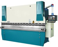 WC67Y-63 Ton Hydraulic Press Brake