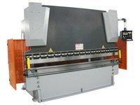 WC67Y-100 Ton Hydraulic Press Brake