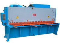 QC11Y-6mm Hydraulic Guillotine Shear
