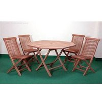 Classy Wooden Patio Furniture