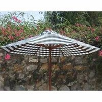 Fancy Garden Umbrellas