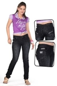 Denim Ladies Pants