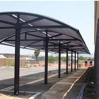 Parking Shade Structures