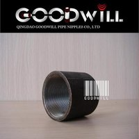 Black Steel Pipe Coupling