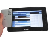 Tablet PC With RFID Device