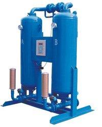 Industrial Heatless Air Dryer