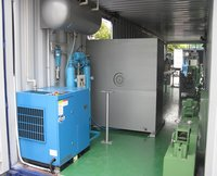 Mobile Cage Welding Line For Filter Bag Cage