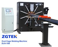Oval Cage Welding Machine Line