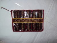 5 ROD BANGLE JACQUARD BANGLE BOX