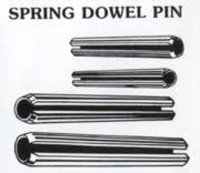 Stainless Steel Spring Dowel Pin