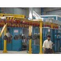 PVDF Coating Plant