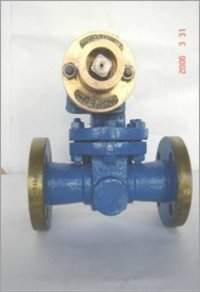 Cast Steel Blow Off Valve