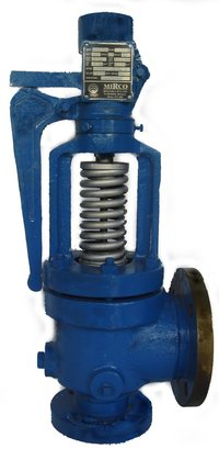 Cast Steel Safety Relief Valve