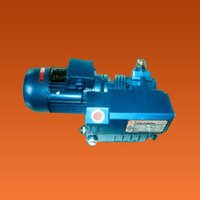 Oil Lubricated High Vacuum Pump