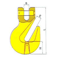 Clevis Grab Hook