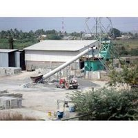 Concrete Batching Plant Conveyor