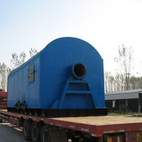 Waste Tyre Pyrolysis Line