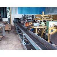 Agro Process Belt Conveyor