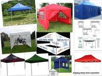Aluminum Folding Tent