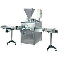 Automatic Piston Type Cream Filling Machine