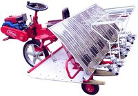 Rode Paddy Rice Transplanter