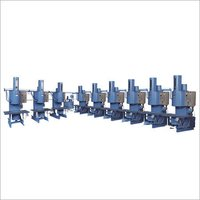 Centralise Wax Filling Press