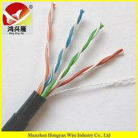 Cat5E UTP Cable (Outdoor Lan Cable)