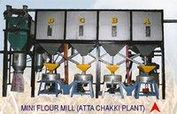 Mini Flour Mill (Atta Chakki Plant)