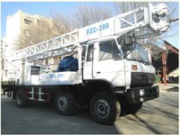 BZC200 Truck Mounted Water Well Drilling Rig